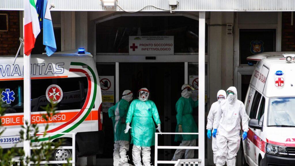 ВОЗ: официальное объявление пандемии