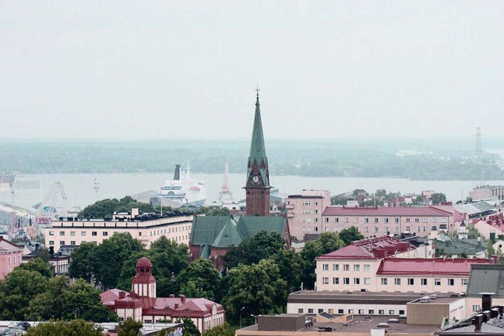 Увеличение турпотока в Финляндию в 2,5 раза