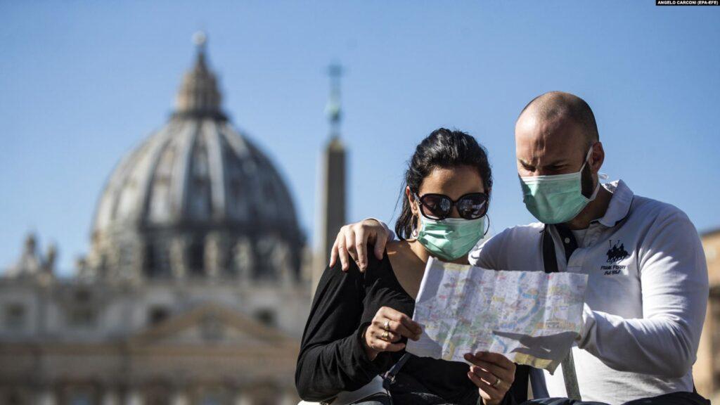 Коронавирус в Италии: отмена Венецианского карнавала