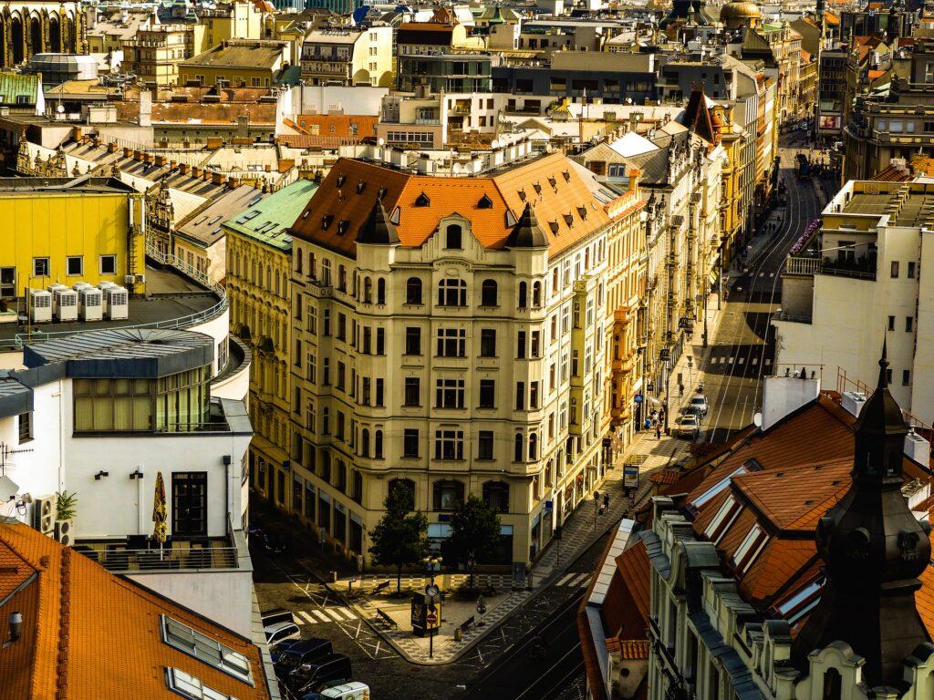 Прага: доходность недвижимости