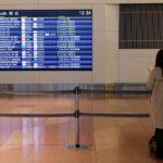 Испания: отмена чартерных рейсов