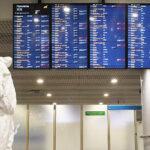Россия: сокращение авиарейсов за рубеж