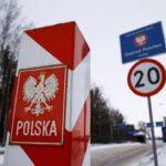 Украинцы едут в Польшу по новым правилам