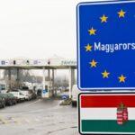 Венгрия ограничивает въезд украинцам