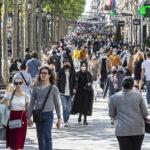 Европа: увеличение случаев заражения COVID-19