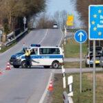 Массовые облавы на немецкой границе