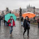 Чехия вновь закрылась для туристов