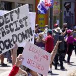 Теории заговора: митинги в Европе против пандемии
