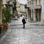 Новогодние ограничения в Греции