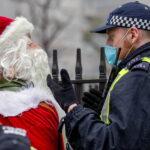Рождество в Европе будет домашним