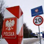Польша вводит новые ограничения для граждан Украины