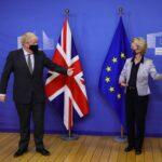 Пандемия вносит раздор между ЕС и Британией