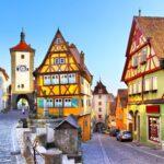 Состояние въездного туризма в Германии