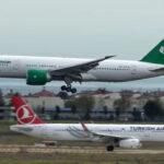 В 13 аэропортах отменены рейсы в Турцию