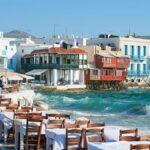 Греция: туристический сезон-2021