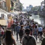 Попытки Европы вернуться к жизни до пандемии