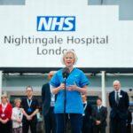 Популярность NHS выше любви к королеве