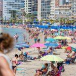 Туристический поток в Испанию стремится к максимуму